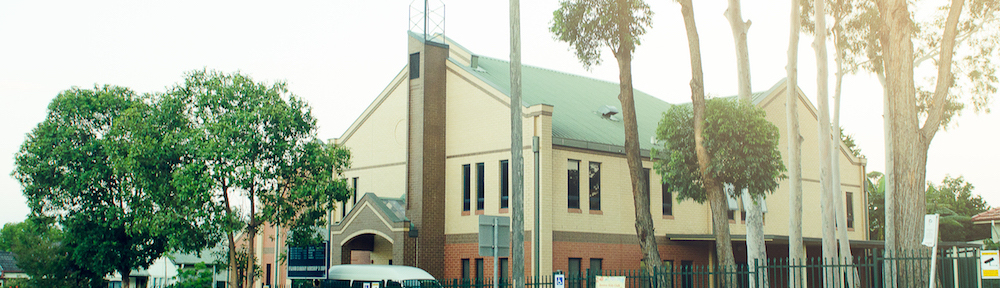 Cabramatta Anglican Church